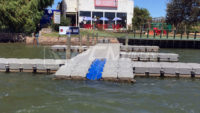 pcm docks drive on dock modular muelle flotante